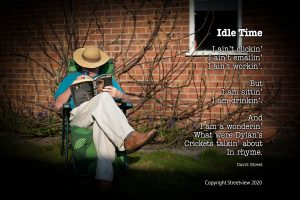 Idle Time Poem